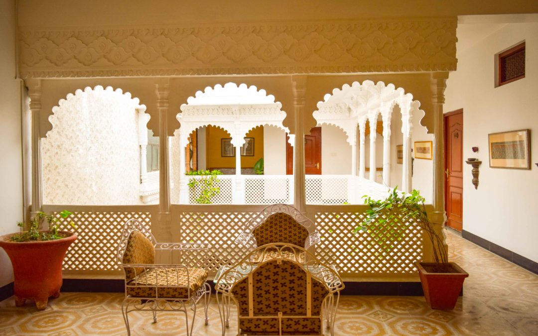 Hotel Bundi Haveli- A Boutique Hotel with stunning view