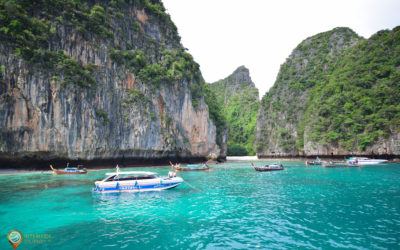 Exploring Phi Phi Islands from PP Princess Resort