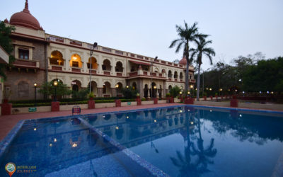 Feel the Royal Home – Hotel Shivavilas Palace Sandur