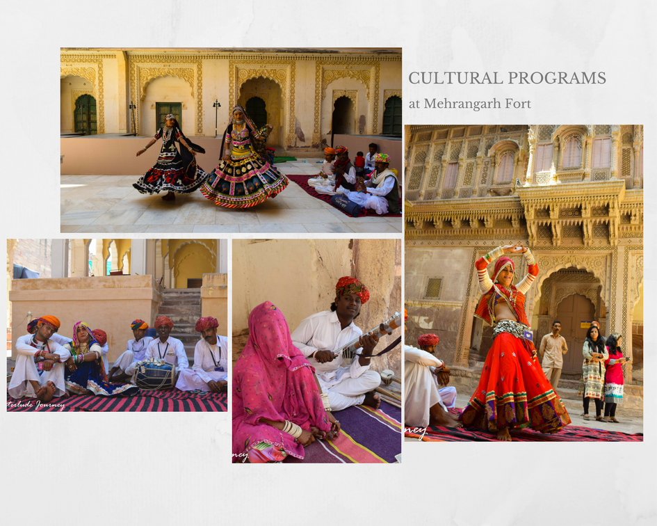 Rajasthan International Folk Festival at Mehrangarh