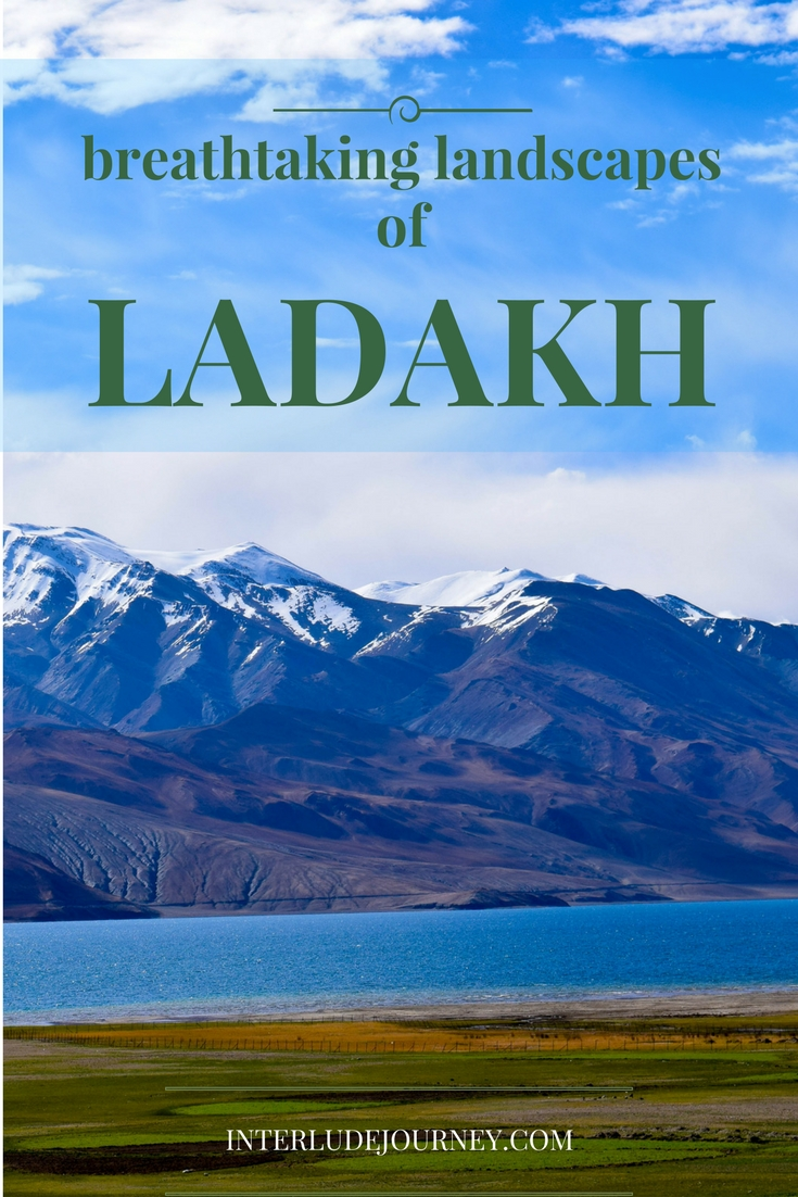 Breathtaking Landscapes From The Hinterland Of Ladakh Interlude - 25 breathtaking surreal landscapes here on earth