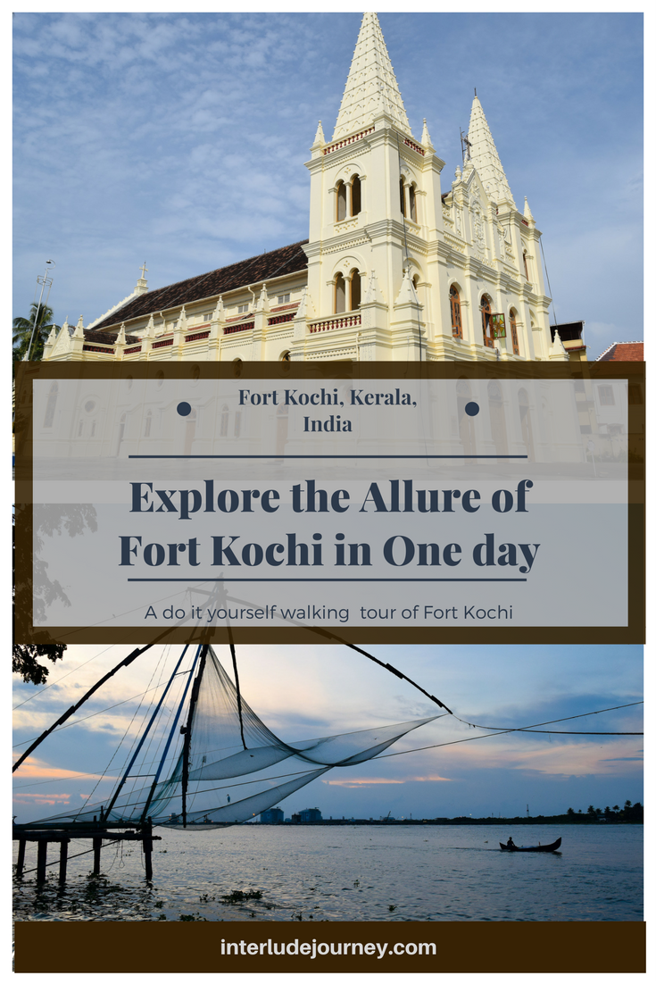 Fort Kochi Itinerary for One day Walking Tour