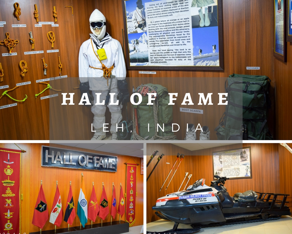 Hall of Fame Museum in Leh